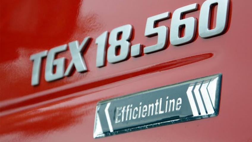 MAN TGX E6 560