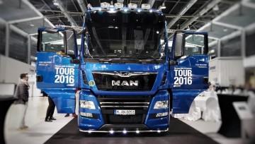 MAN Tour 2016